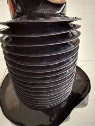 供应圆形防护罩丝杠防尘罩