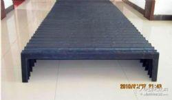 供应cnc伸缩式风琴机床导轨防护罩机床附件