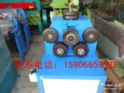 供应 全新JY-50液压角铁卷圆机、机械角铁卷圆机、扁铁卷圆