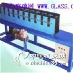 供应镶嵌玻璃铜条成形机