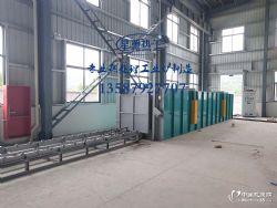 供應160kw鋁合金臺車式退火爐 工業電爐