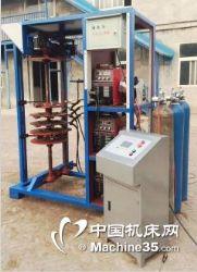 止水螺桿焊接機原理,數控止水螺桿焊片機廠家,滄州永江機械
