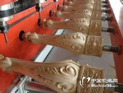 数控雕刻机 平面雕 圆雕 立体雕刻机 木工雕刻 厂家直销支持