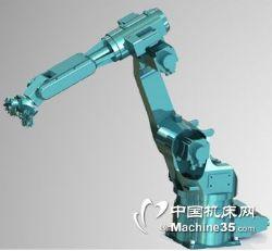 工业机器人S6-1510 六轴机♀械手