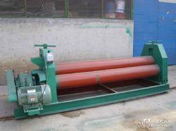 云南昆明半自动2米三辊卷板机厂家直销