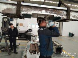 机床维修  机床设备调试维修现场