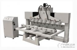 2025多头木工雕刻机 多主轴大批量高质量高效率加工雕刻机