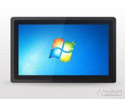 19寸宽屏工业显示器 3MM嵌入式 铝合金纯平显示器