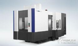 供应HS5000韩国现代威亚数控机床卧式加工中心