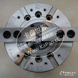 供应台湾通福二爪中空液压卡盘TF2B-5油压夹头