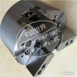 供应高精度台湾通福三爪中空液压卡盘TF3B-8