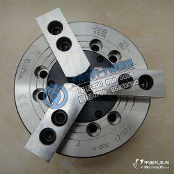 供应高精度高性能台湾通福tonfou三爪中实液压卡盘油压夹头