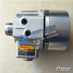 供应批发原装进口台湾通福tonfou高速中空回转油压缸RC4