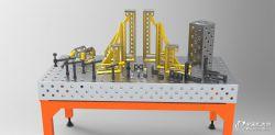 河北全意各种型号三维柔性组合焊接平台