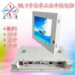 野外使用无风扇多功能10寸安卓工业平板电脑触摸屏显示