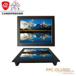 供应嵌入式计算机防尘防震IP65等级19寸工业平板电脑触控一