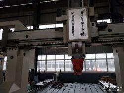 江阴杨强特价供应数控高速动柱龙门镗铣床RAMBAUDI M2