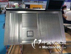 大隈机床五轴联动高速防护板