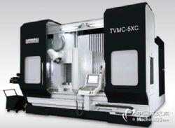 供应台湾新卫TVMC-5C/5XAX动柱式五轴加工中心