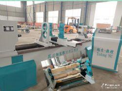 双轴双刀数控木工车床 双轴双刀数控木工车床厂家