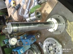 车丝机尾部配油系统改造