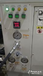 高压中心出水系统维修