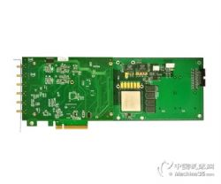 PCIe示波器卡高速AD卡 14位2路同步 PCIe8912