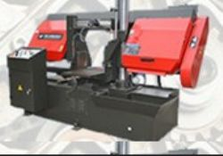 供应金属切削锯床全自动金属卧式GS260数控带锯床
