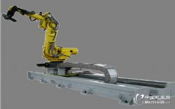 苏州通锦 第七轴工业机器人 行走地轨  关节机器人 行走轴