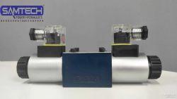 力士乐液压阀电磁换向阀4WE6E61/CW220N9Z5L/