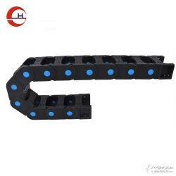 沧州盛昊机床附件厂家供应尼龙拖链桥式塑料拖链型号