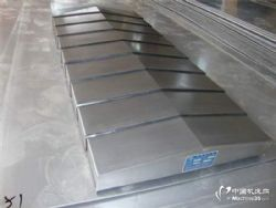 供應廣州數控鏜銑床防護罩