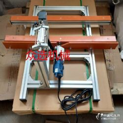 供應齊頭修邊機木工生產專用半自動機械