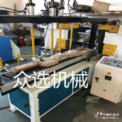 供应木门生产双面铣型设备实木门码头专用机