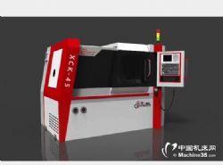 供应自动下料 SG450数控车床无锡斜床身数控车床厂家直销