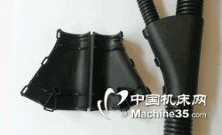 供應塑料波紋管三通接頭T型三通接頭尼龍三通接頭扒開式等徑變徑