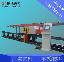 立式钢筋弯曲中心 陕西勇拓弯曲中心 立式钢筋弯曲机器人