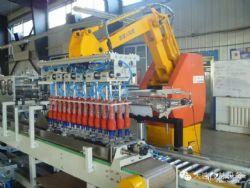 JTZX-120ZX白酒装箱机器人