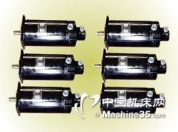 供应130SZKX-05J稀土永磁直流�色�l白宽调速伺服电机
