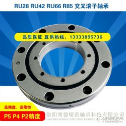 RU97RU124RU148RU178交叉滾子軸承滾柱軸環工