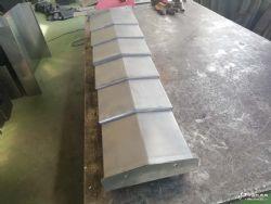 供应钢板导轨护罩
