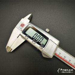桂林广陆 电子数显游标卡尺 0-100 150 200 30