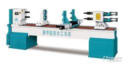 供应双轴双刀木工数控车床/多功能数控木工车床
