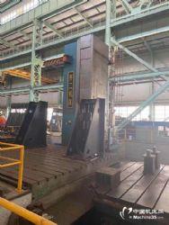 供应日本三菱双工位M-H100C卧式加工中心,九成新