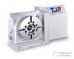 供应台湾潭佳TJR第四轴分度盘分度头数控旋转工作台CNC