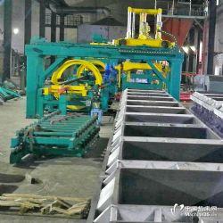 自動水平造型線,自動造型機 鑄造機械