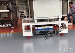 供應AGV智能搬運機器人 堆高AGV機器人
