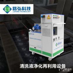路弘科技清洗液净化处理,工业废水回用设备