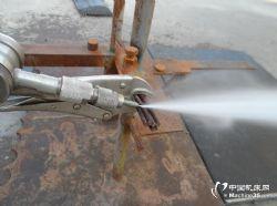 供应化工厂拆迁专用水刀便携式水切割机
