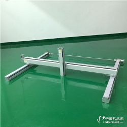 供应安成AC818导轨数控电动同步带xyz滑台模组定制